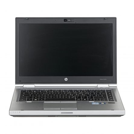 LAPTOP 14″ HP EliteBook 8460p i5-2410M 4GB 120GB SSD DVDRW WINDOWS 10 PRO PL UŻYWANY
