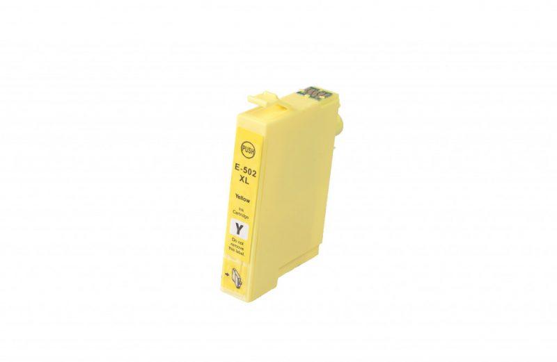 TUSZ EPSON T502 XL YELLOW C13T02W44010 ZAMIENNIK